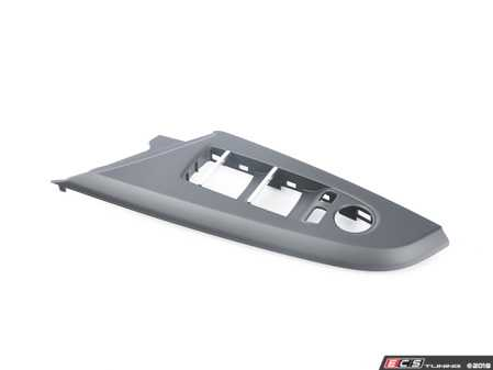 ES#3016208 - 51417349322 - TRIM COVER, SWITCH MODULE - Genuine BMW -