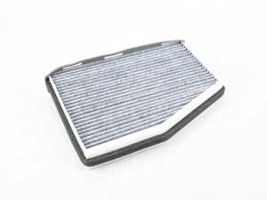 ES#2897357 - 1K1819653B - Charcoal Lined Cabin Filter / Fresh Air Filter - A commonly missed filter, used to filter incoming air into the cabin - Vemo - Audi Volkswagen