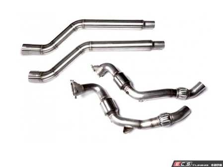 ES#3621964 - HVA-271-STREET - HPA Motorsport Audi C7 S6/S7 Downpipes - These downpipes will increase Hp across the powerband and give you the throaty exhaust note you're looking for! - HPA Motorsports - Audi