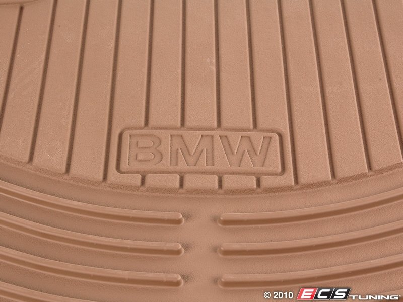 Genuine Bmw 82550151503 All Weather Rubber Floor Mat