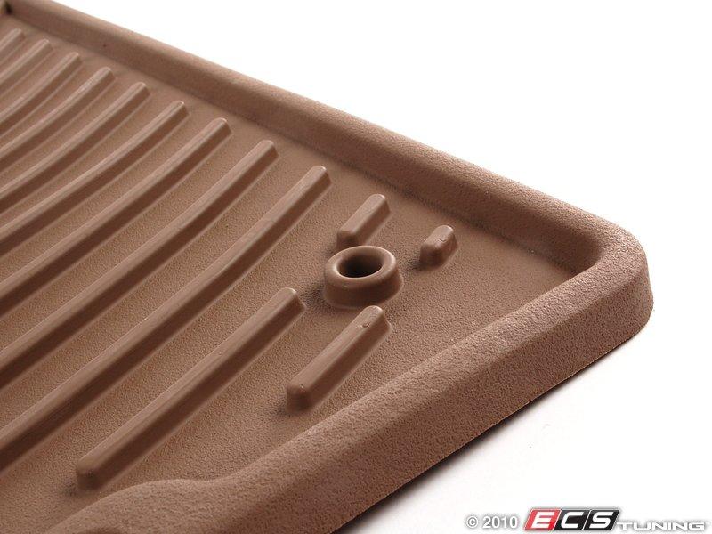 Genuine Bmw 82550151503 All Weather Rubber Floor Mat