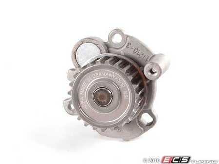 ES#2129933 - 06F121011 - Water Pump - Featuring a metal impeller - Geba - Audi Volkswagen
