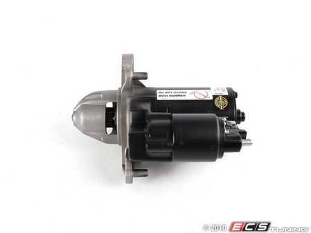 ES#2129950 - 12417570488 - Reman Starter With Core Charge - Includes a $55.00 refundable core charge - Bosch - MINI