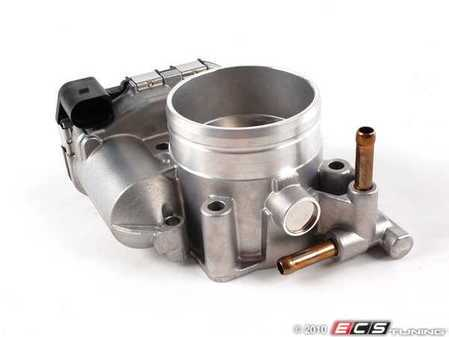 ES#250291 - 021133062 - Throttle Body - Component responsible for controlling airflow into the intake manifold - Bosch - Volkswagen