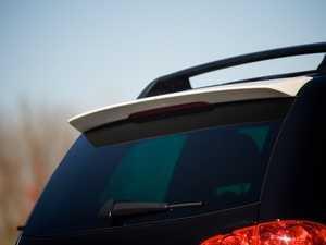 ES#414224 - 7L00716409AX - Hatch Spoiler - Direct from Volkswagen Zubehr, for a perfect fit & finish - Volkswagen Zubehor - Volkswagen