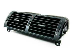ES#178773 - 64228363199 - Dashboard Fresh Air Vent - Center - This center mounted vent is the main air vent in the dashboard - Genuine BMW - BMW