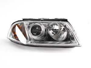 ES#6508 - 3B0941016AQ - Headlight Assembly - Right - New headlight housing to keep your light shining as intended - Hella - Volkswagen