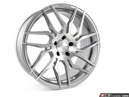 "ES#3619968 - FX719855112BT2sd - 19"" RFX7 Wheel (Single Wheel) - *Scratch And Dent* - *Please see description prior to ordering* 19x8.5 5x112 25ET Brushed Titanium (Right Side Wheel) - Rohana Wheels - Audi Volkswagen"