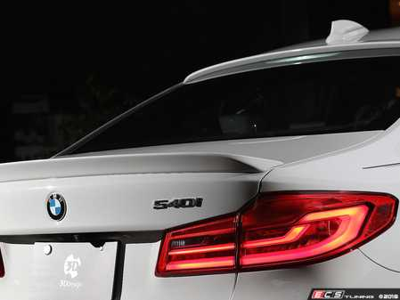 ES#3623027 - 3109-33011 - Trunk Spoiler - Impeccable quality for one of the worlds finest sport sedans. - 3D Design - BMW