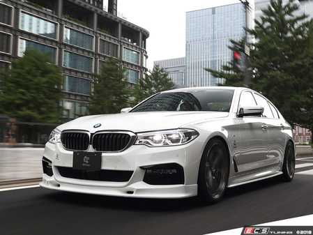 ES#3622982 - 3101-33011 - Front Lip Spoiler - Striking good looks for the already aggressive M-Sport front end. - 3D Design - BMW