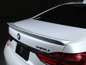 ES#3623026 - 3109-31111 - Trunk Spoiler - Impeccable quality for one of the worlds finest luxury sedans. - 3D Design - BMW