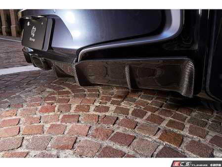 ES#3623011 - 3108-51211 - Dry Carbon Rear Diffuser  - 3D Design - BMW