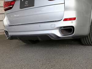 ES#3623004 - 3108-21511 - Carbon Fiber Rear Diffuser - Agressive styling to set your F15 apart from the rest. - 3D Design - BMW