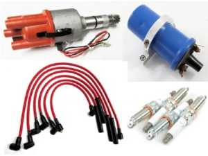 ES#3624063 - 2002iskKT - Performance Ignition Service Kit - A comprehensive ignition system upgrade for reliability and performance! - Assembled by ECS Tuning - BMW
