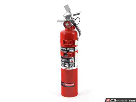 ES#3504986 - MX250R - MaxOut™ Dry Chemical Red Fire Extinguisher - 2.5 lb. - Protect your investment with a fire extinguisher that attacks fires involving flammable liquids quickly and safely, with no danger of electric shock. - H3R Performance - Audi BMW Volkswagen Mercedes Benz MINI Porsche