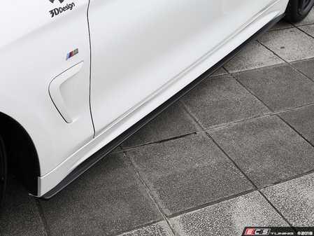 ES#3622998 - 3104-23211 - Carbon Fiber Side skirts - Ultra premium carbon fiber for your F32. - 3D Design - BMW