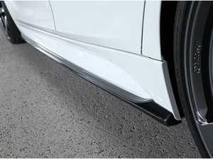 ES#3622997 - 3104-23011 - Carbon Fiber Side Skirts - Ultra premium carbon fiber for your F30. - 3D Design - BMW