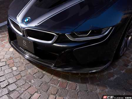 ES#3622984 - 3101-51211 - Dry Carbon Front Lip Spoiler - Breathtaking design and construction for one of the most striking BMWs to date. - 3D Design - BMW