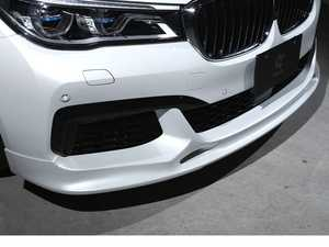 ES#3622981 - 3101-31111 - M-Sport Front lip  - Agressive styling meets outstanding quality for a truly unique look for you G11/G12. - 3D Design - BMW