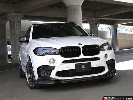 ES#3622979 - 3101-28511 - Carbon Fiber Front Lip Spoiler - The stunning look of Carbon Fiber now for your F15! - 3D Design - BMW