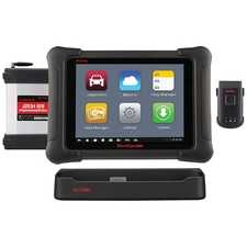 ES#3624117 - AULMSELITE - Autel MaxiSYS Elite - With Docking Station - Features a 9.7 inch high-resolution touchscreen and is capable of advanced ECU programming - Autel - Audi BMW Volkswagen Mercedes Benz MINI Porsche
