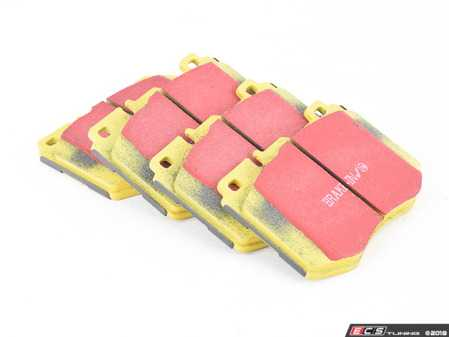 ES#3132135 - DP42210R - EBC Brakes Yellowstuff Performance Brake Pads - EBC -