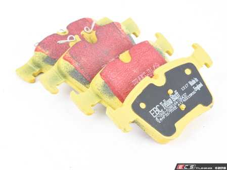 ES#3132137 - DP42215R - EBC Brakes Yellowstuff Performance Brake Pads - EBC -