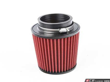 """ES#3418680 - CTS-AF-350 - CTS Air Filter 3.5"""" Inlet Low Profile - Replacement Air Filter - CTS - Volkswagen"""