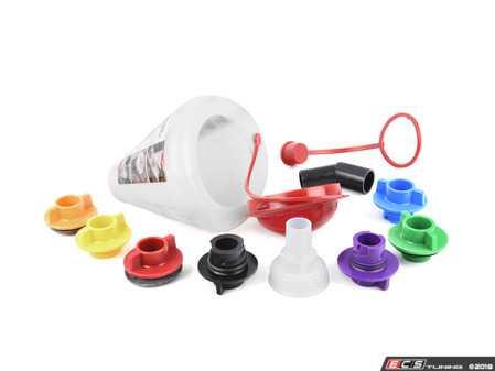 ES#3477980 - LIS19342 - Multi-Application Oil Funnel - Avoid the spill. - Lisle - Audi Volkswagen