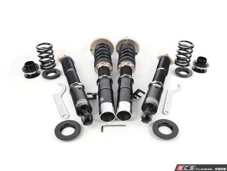 ES#3509402 - I-07-BR - BR Series Coilover Suspension Kit - Featuring 30 levels of adjustment and performance spring rates and valving that makes the BR Series perfect for both daily drivers and track warriors! - BC Racing - BMW