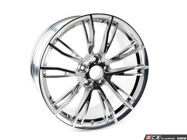 genuine bmw - 36116864393 - 20 u0026quot  style 624 wheel
