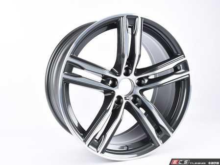 ES#3624140 - 36117856709sd - Alloy Wheel - Style 703M - *Scratch And Dent* - Genuine BMW - BMW