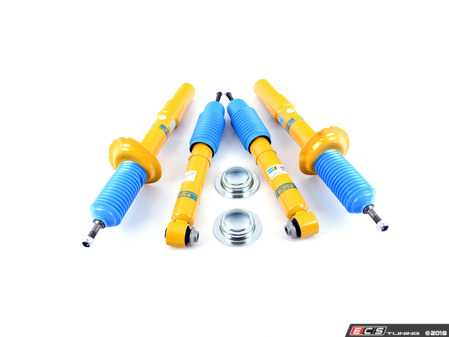 ES#2855197 - 35-112716KT - B8 Performance Plus Shock and Strut Kit - Compliments factory sport package or lowering springs with a remarkably comfortable sport ride. World-famous Bilstein quality with a limited lifetime warranty! - Bilstein - BMW