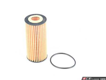ES#3624185 - 06K115562 -  Oil Filter - Hengst E358H D246 - Keep your oil clean and your engine running like new - Hengst - Audi Volkswagen Porsche