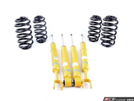 ES#2983783 - 46-183071 - B12 Suspension Cup-Kit - Bilstein Pro suspension kit. Lowers 30mm front & rear - Bilstein - Audi