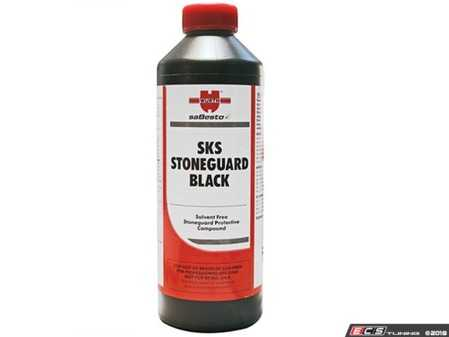 ES#3631424 - WU-0301Black - Wurth Winterproof Stoneguard - Black - This Stoneguard from Wurth is perfect for emulating the factory undercoating on the bottom of your European car. - Wurth - Audi BMW Volkswagen Mercedes Benz MINI Porsche