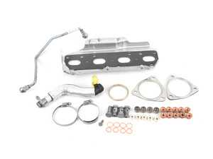 ES#3145229 - 11652444367 - Installation Kit For Turbo - Value Line Full Kit - Used to install a new stock turbo, includes both types of the 3 point triangular gaskets, use only one - Genuine MINI - MINI