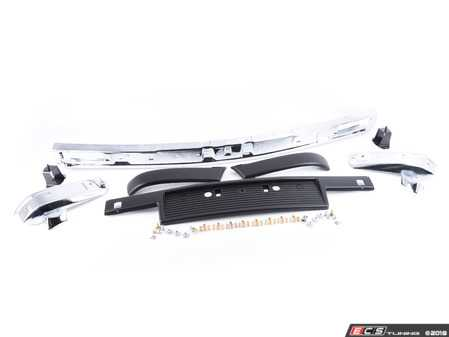 ES#1928129 - 51111888265 - E30 Euro Small Front Bumper Kit  - Add authentic Euro styling to your E30 - Assembled By ECS - BMW