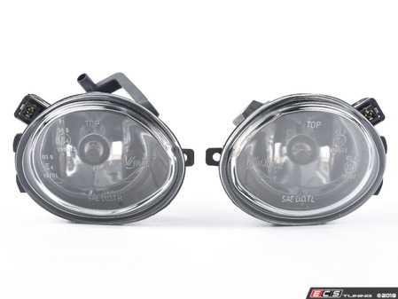 ES#3061665 - E46M3WJFOG - Replacement Fogs  - For E46 M3 Bumper - Turner Motorsport - BMW