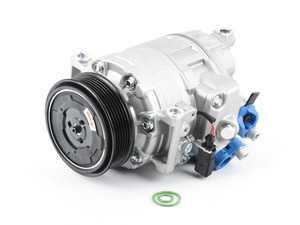 ES#3477545 - 8E0260805CB - A/C Compressor - Brand new unit without core charge - Nissens - Audi