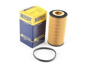 ES#251910 - 06D115562 -  Oil Filter - Priced Each - Replaces OEM# 06D115562 - Keep your oil clean and your engine running like new - Hengst - Audi Volkswagen