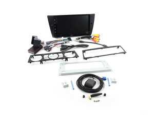 ES#3618984 - U96535 - Android Multimedia Headunit System - Features an 4-core processor running Android 7.1 making it one powerful plug and play radio upgrade! - Bremmen Parts - BMW