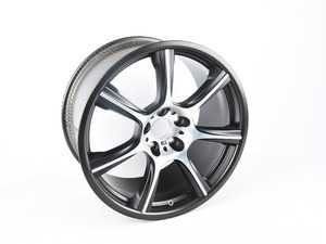 "ES#3109952 - 36116873427 - 20"" Light Alloy Hybrid Style 681M Wheel - Priced Each - 20x10.5 ET42 72.6CB - Genuine BMW - BMW"