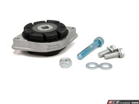 ES#2952012 - 034-509-4001sd - Street Density Line Transmission Mount  - Increase performance and durability without sacrificing comfort - 034Motorsport - Audi