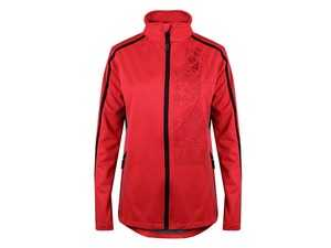 ES#3440047 - ACM2348REDSM - Ingolstadt Germany Bonded Jacket - Red - Ladies Small - Sporty and sleek with a nod to where it all started, the Ingolstadt, Germany Bonded Jacket is a must have for Audi enthusiasts. - Genuine Volkswagen Audi - Audi