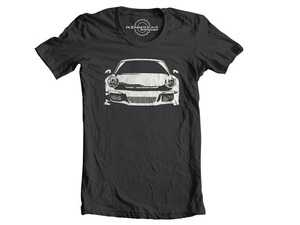 ES#2839500 - AP2091XXL - Rendered Shirts Collection - 991 - XXL - Our shirts retain all the superior comfort and strength characteristic of these 60/40 Cotton/Poly blend T shirts. - Rennline - Porsche