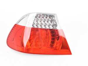 ES#2996729 - 63216920699 - Outer LED Tail Light - Left  - White and Red design - ULO - BMW