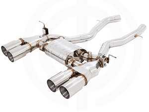 ES#3639498 - GTHF8XSS - Meisterschaft F8X Exhaust System - Stainless Steel - Exquisite craftsmanship blends with unmistakable exotic sound! - Meisterschaft - BMW
