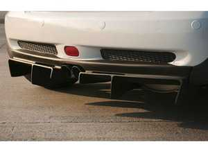 ES#3639510 - LEP-TAU-R53-DIFF - LEAP Tau R53 Diffuser - Molded rear add on diffuser designed for the Gen 1 MINI Cooper S - LEAP - MINI