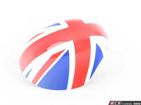 ES#2714964 - 51142348086 - Mirror Cap Union Jack - Right - Upgrade or replace your MINI side mirror cap - Genuine MINI - MINI